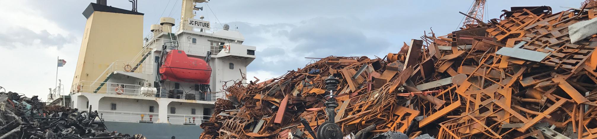 資源リユース(Reuse&再使用)事業と資源リサイクル(Recycle&再利用)事業を2本柱とし、積極的に推進して参ります。